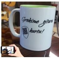 Interaktyvus puodelis